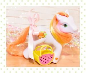 ❤️My Little Pony G3 Vtg Citrus Sweetheart Sunny Scents Pony Butterfly Island❤️