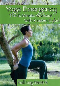 12 minute workout yoga emergency full leg stretch