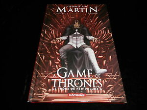 Martin-Abraham-Patterson-The-Throne-de-Fer-4-Editions-Dargaud-DL-2014