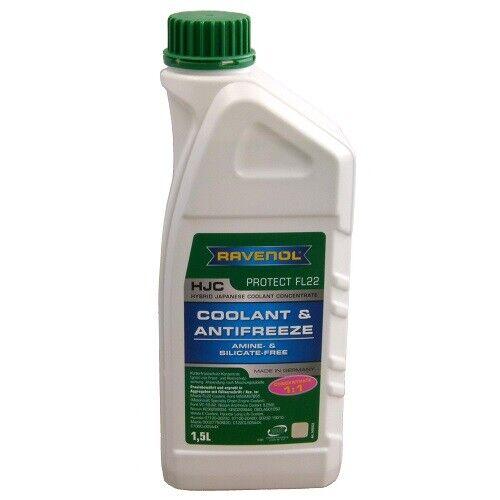 Ravenol Kühlerfrostschutzflüssigkeit HJC Protect FL22 Konzentrat 1.5 L Grün