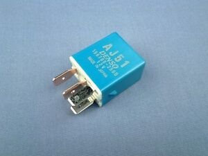 genuine mazda fuel pump relay aj51 18 821 ebay fuel pump replacement image is loading genuine mazda fuel pump relay aj51 18 821