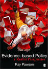 Evidence-Based Policy: A Realist Perspective by Ray Pawson (Paperback, 2006)