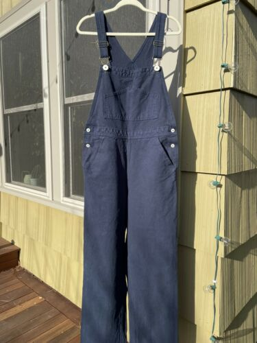 Jesse Kamm The Overalls in Midnight Size Large