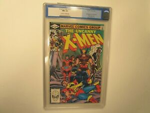 1982-UNCANNY-X-MEN-155-CGC-GRADED-9-6-1ST-APPEAR-OF-THE-BROOD-amp-STARJAMMERS