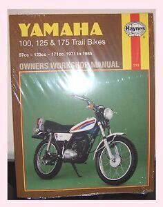 Amazing Man210 Haynes Manual Yamaha Lt At At1 At2 At3 Ct Dt Lt2 Lt3 Dt100 Wiring Database Redaterrageneticorg