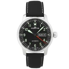 Fortis Flieger Pro Automatic Swiss Pilot Men's Watch 704.21.11.L01