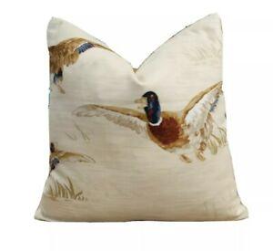 John-Lewis-Country-Ducks-Natural-Fabric-18-034-x-18-034-45cm-X-45cm-Cushion-Cover