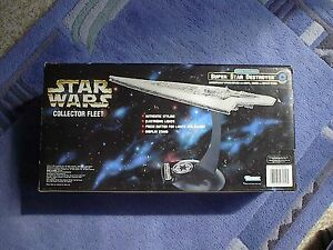 STAR-WARS-Collector-Fleet-imperial-SSD-EXECUTOR-OVP-Light-amp-Sounds
