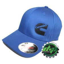 Dodge Cummins hat ball cap fitted flex fit flexfit stretch ram diesel blue l  xl 2144238d6dcc