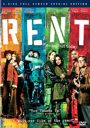 Rent DVD, 2006, 2-Disc Set, Special Edition, Full Screen  - $0.99