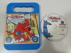 Clifford-el-Gran-Perro-Rojo-Volumen-5-DVD-Extras-Espanol