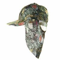 King's Camo Mountain Rear Quikcamo Facemasks Hunting Quik Flexfit Hat Mask