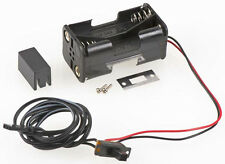 Traxxas T-Maxx / 4-Tec / Nitro Rustler Battery Holder 4-Cell On/Off Switch 3170X