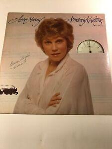 Anne Murray Somebody's Waiting Capital SOO-12064 1980 LP Vinyl Record