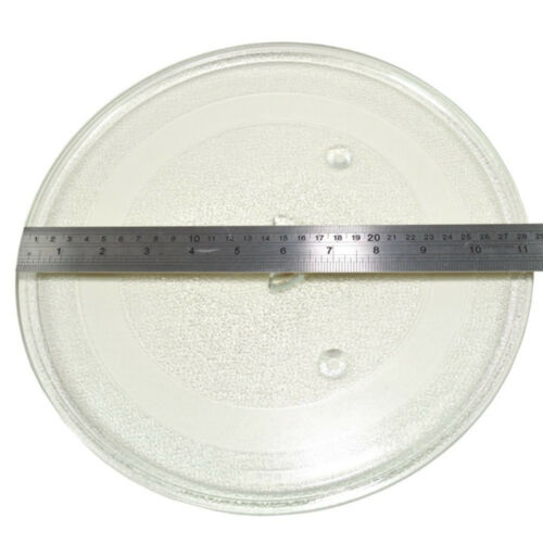 """HQRP 11-1//4/"""" Glass Turntable Tray for Magic Chef 203500 MCT9E1ST Microwave Plate"""