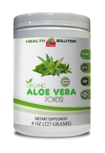 clear-skin-ORGANIC-SUPER-GREENS-Aloe-Vera-1C-8oz-CERTIFIED-NON-GMO
