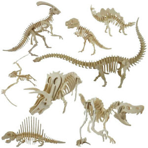 Funny-Simulation-3D-Dinosaur-Puzzle-Skeleton-DIY-Wooden-Educational-Toy-for-Kids