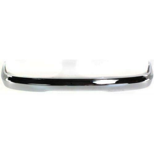 Chrome New TO1002156 Front Bumper for Toyota Tacoma 1995-1997 Steel