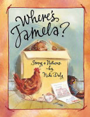 Where's Jamela? by Daly, Niki