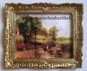 marcos de oro nostalgia-imagen m miniatura 1:12 3 chica