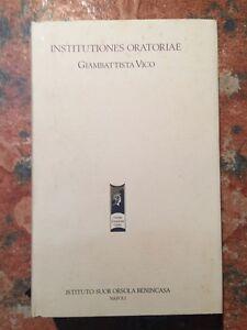 Giambattista-Vico-Institutiones-Oratorie-Ist-Suor-Orsola-Benincasa-Napoli1989