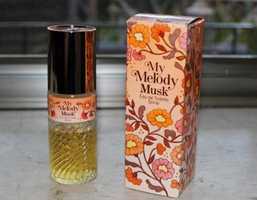 Grundpreis100ml/89,80€)50ml EDT My Melody Musk Ferd. Mülhens (Vintage)  UY54b RP6xa