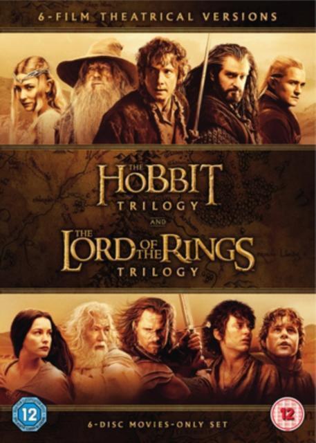 Medio Earth Colección - The Hobbit Trilogy Trilogy/The el Señor de los Anillos