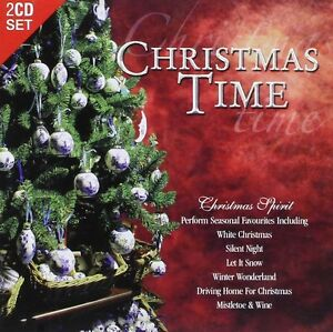 Christmas-Time-Various-CD-NEUF