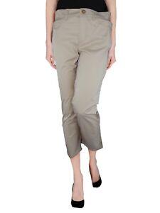 max-mara-pantalone-donna-sabbia-sigaretta-taglia-it-38-w-24