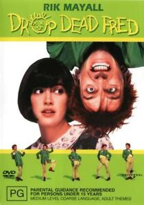 Drop-Dead-Fred-NEW-DVD-Region-4-Australia-Rik-Mayall