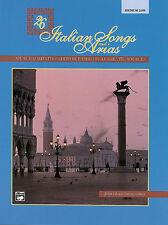 26 Italian Songs & Arias. Med/Low. Bk; Paton, John Glenn (editor). - 3403