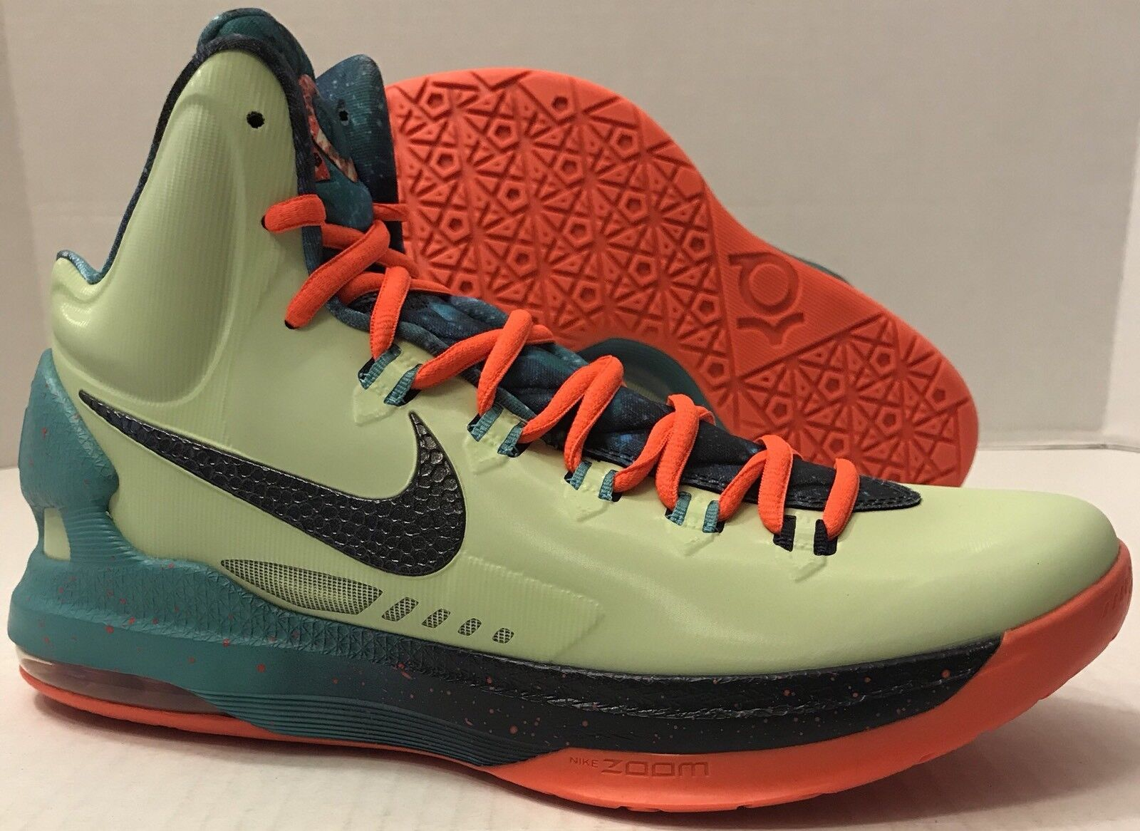 new arrivals 78fff 20977 NIKE KEVIN DURANT 5 KD V - AS ALL-STAR AREA 72 583111-300