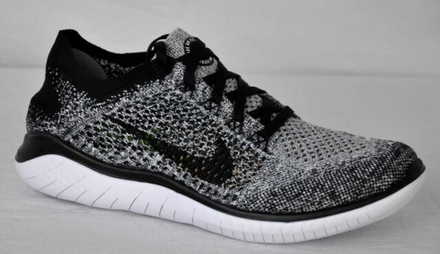 6c240569f9e671 Nike RN Flyknit 2018 Women s Running Shoes Size 7.5 942839 101 for ...