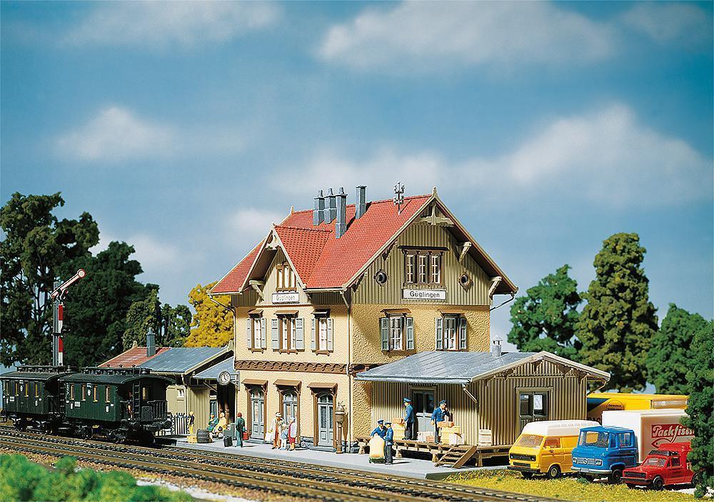 Faller 110107 - 1 87   H0 Bahnhof Güglingen - Neu