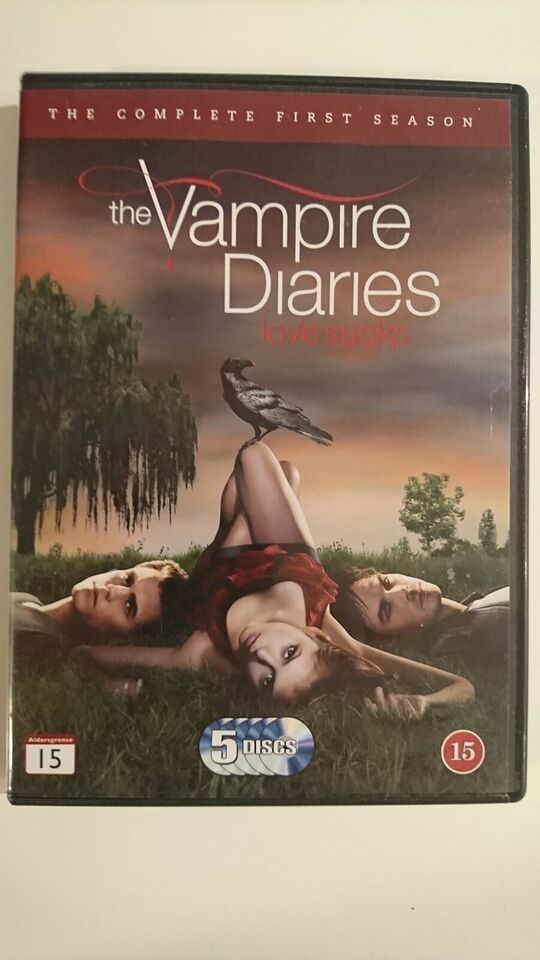 The Vampire Diaries - Love Sucks (hele 1. sæson),