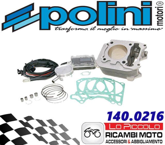 140.0216 Set Polini Cilindro + ECU Piaggio Vespa 125/150 4T 3V 1 D.61