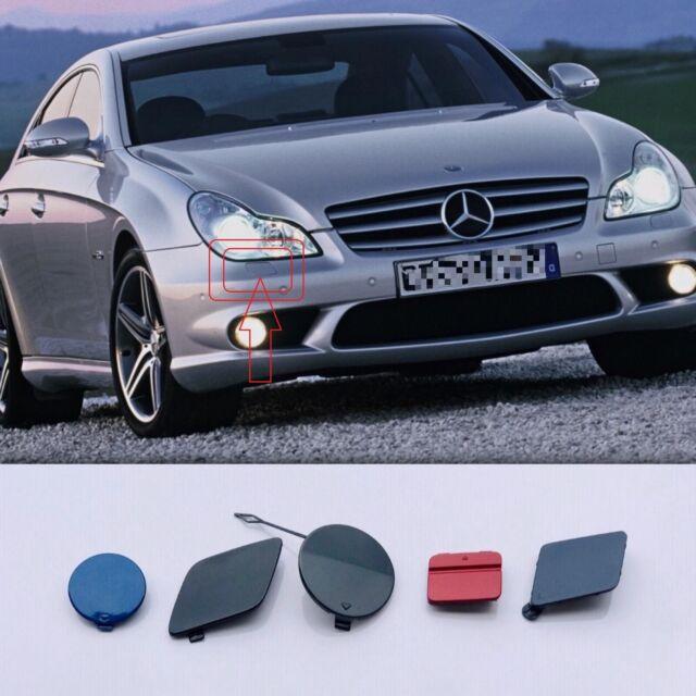 Mercedes Benz CLS W219 Unterlegscheibe Frontscheinwerfer Deckel (Rechts) Bemalt