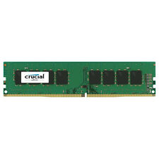 Crucial 8GB Single DDR4 2133 PC4-17000 DIMM 288Pin Memory Ram CT8G4DFS8213