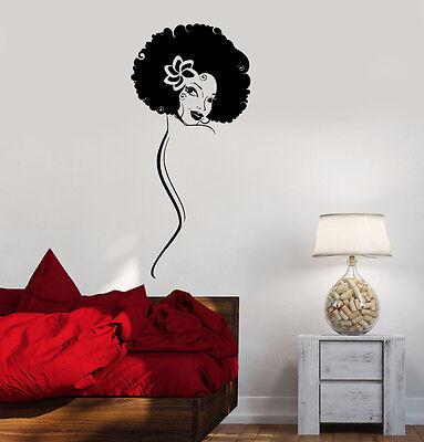 Lady in Bath girl woman tub silhouet decal sticker vinyl wall art home decoratio
