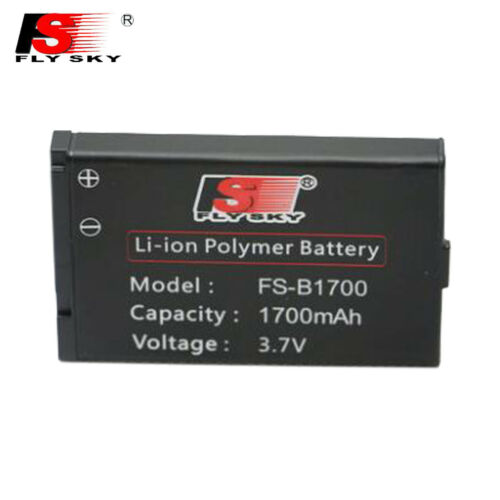 Flysky BA1700 1700mAh 3.7V Li-ion Polymer Battery For FS-i10 CT2B GT3C i8