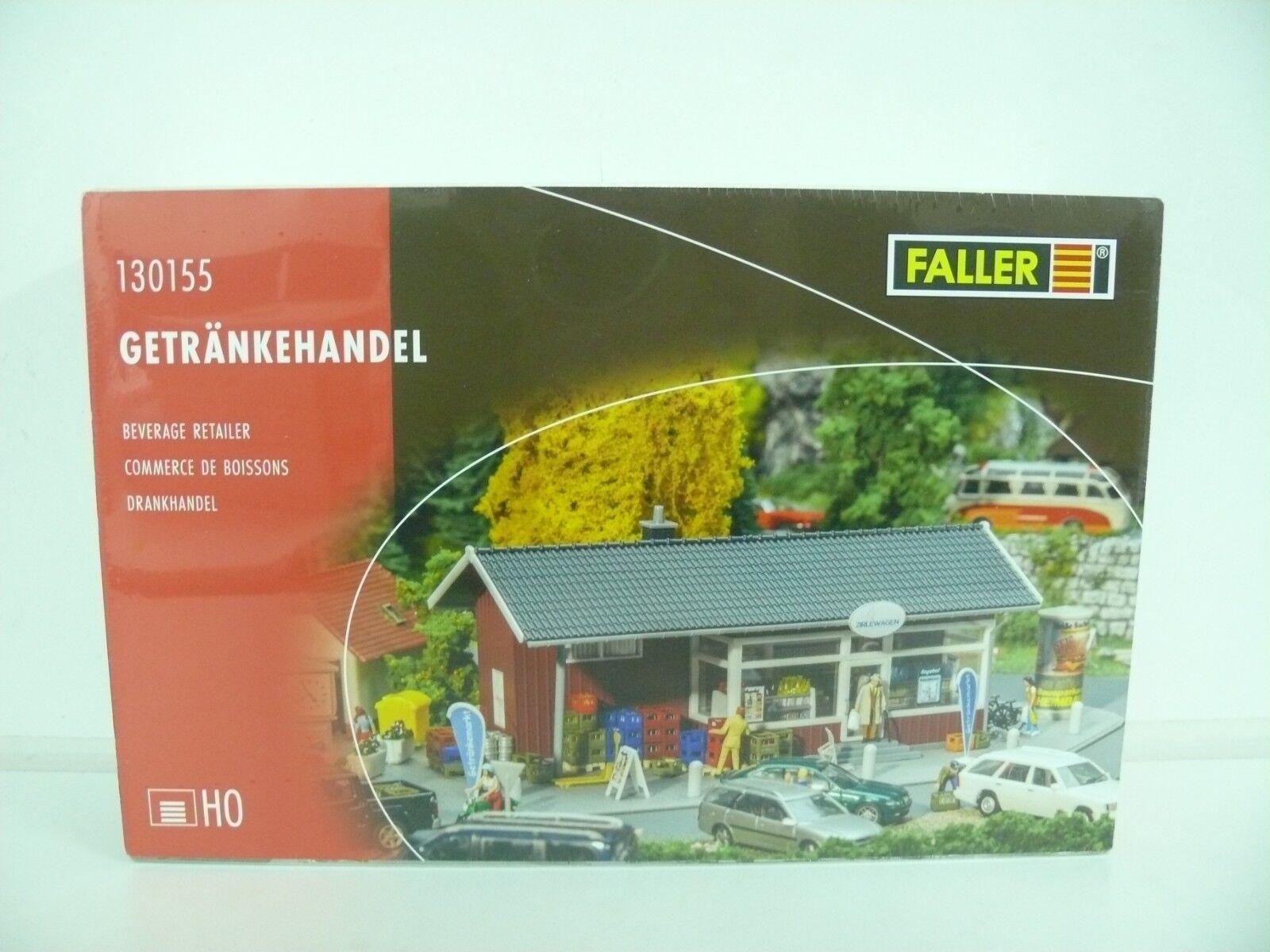 Faller H0 - 130155 - Getränkehandel - Neu & OVP