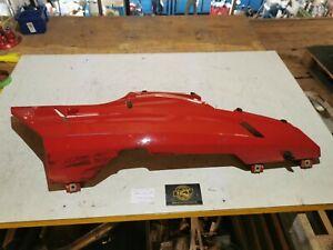 Ducati 1098S BJ 2009 Seitenverkleidung Rechts Unten
