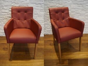 Super Schone Echtleder Stuhle Esszimmerstuhle Stuhl Sessel Esszimmer