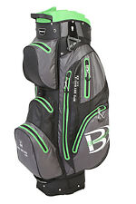 Bennington Cartbag WFO - waterproof air - Farbe: black/grey/lime, Neuheite !
