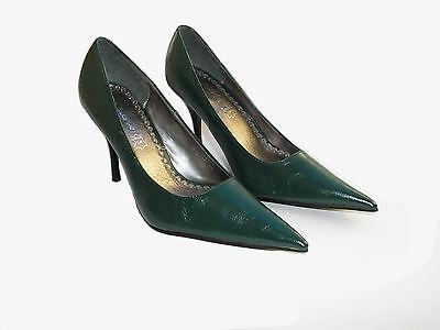 Sexy Damenschuhe lange Spitze Pumps Stilettos Elegante High Heels Gr 39 NEU
