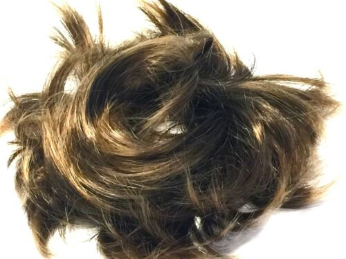 Ladies Beautiful Fully Synthetic Elasticated Fake Hair Scrunchy Lovely Quality