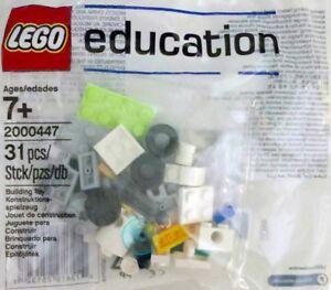 Lego-Mini-Milo-MARS-ROVER-educacion-Wedo-Mascota-2000447-Polybag-BNIP