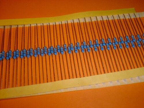 50x 0,68 Ohm 0,6 Watt Metallschicht Widerstand BF0207