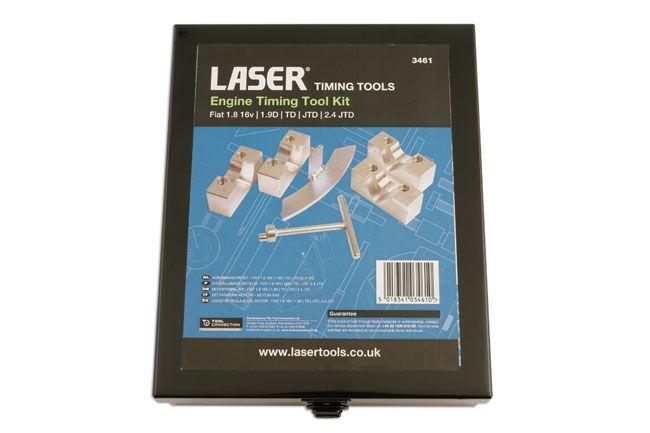 Laser Tools Engine Timing Set - Fiat Fiat Fiat Engines - 3461 fa08d2