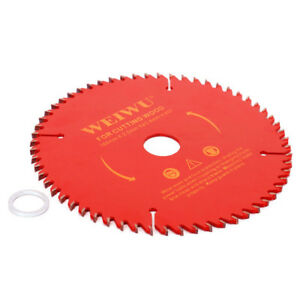 8 Inch Carbide Tipped Circular Saw Blade For Wood Cutting 80 Tooth Woodworking
